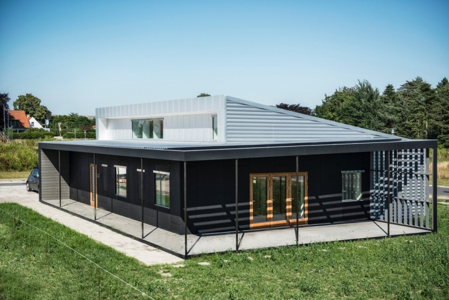 Upcycle House